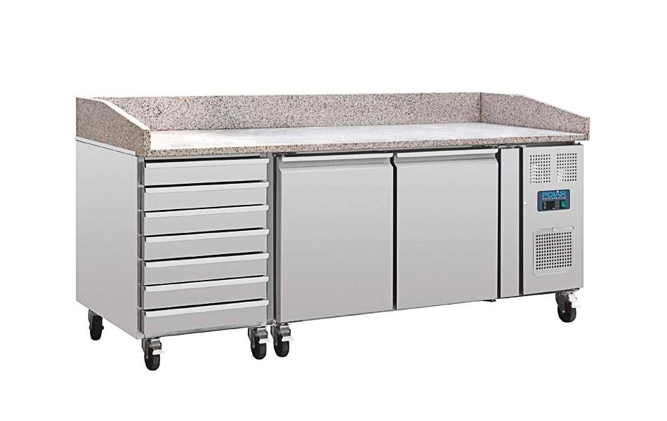 Claves para Elegir Mesas Refrigeradas