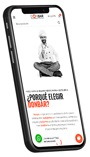 App Móvil DonBar.es